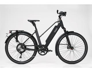 Qwic E-bike Performance RD11Speed Dames Achterwielmotor Matte Black