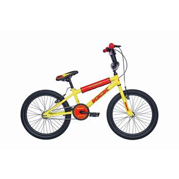 Magic Kick 20inch geel BMX
