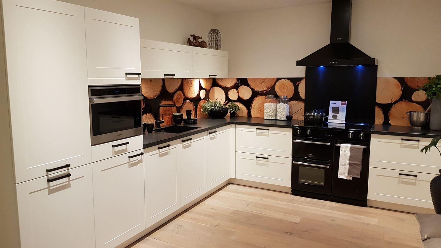 Wonderbaar Keukenachterwand   Pimp Your Kitchen ZZ-78