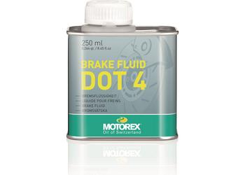 Motorex brake fluid dot 4 250ml